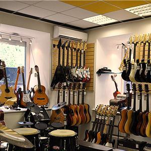 Музыкальные магазины Судиславля