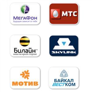 Операторы сотовой связи Судиславля