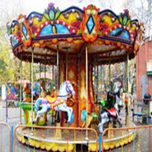 Парки культуры и отдыха Судиславля