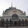 Железнодорожные вокзалы в Судиславле