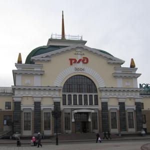 Железнодорожные вокзалы Судиславля
